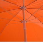 Oμπρέλα θαλάσσης πορτοκαλί c13951