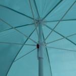 Oμπρέλα θαλάσσης γαλάζια c13954