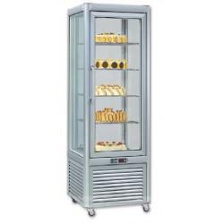 Βιτρίνα ζαχαροπλαστικής επιδαπέδια 400 λίτρων 298KR3