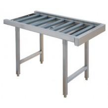 Τραπέζι εισόδου πλυντηρίου τούνελ ίσιο 65KR1