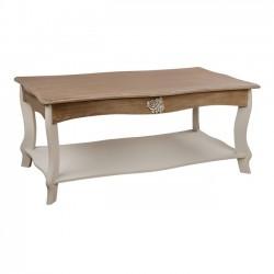 Τραπέζι σαλονιού ξύλινο c15178