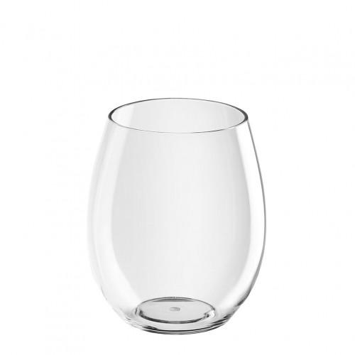 Σετ 6 πλαστικά ποτήρια TRITAN πισίνας 39cl 6 5x9 5cm διάφανα c179127