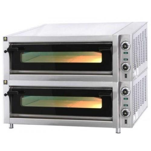 Ηλεκτρικός φούρνος πίτσας διπλός 770