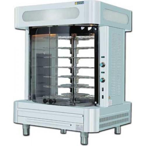 Ηλεκτρικός περιστρεφόμενος φούρνος πίτσας