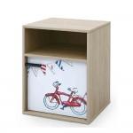 BICYCLE ΚΟΜΟΔΙΝΟ SONOMA ΜΕ PATTERN 51 8x36 2xH10 4cm c247557