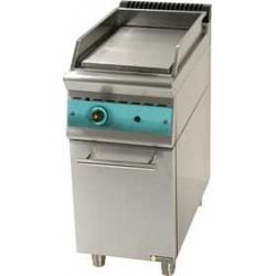 Ψησταριά grill πλατό αερίου με ερμάριο 90