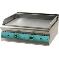 Ψησταριά grill πλατό αερίου διπλή 90