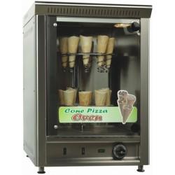 Αερόθερμος ηλεκτρικός φούρνος για πίτσα χωνάκι