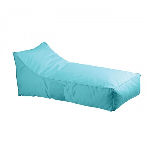 TACO Πουφ Ανάκλιντρο 100 Αδιάβροχο Ύφασμα Γαλάζιο c342465
