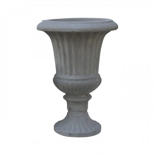 FLOWER POT 6 Φ55x79cm Cement Grey c347183