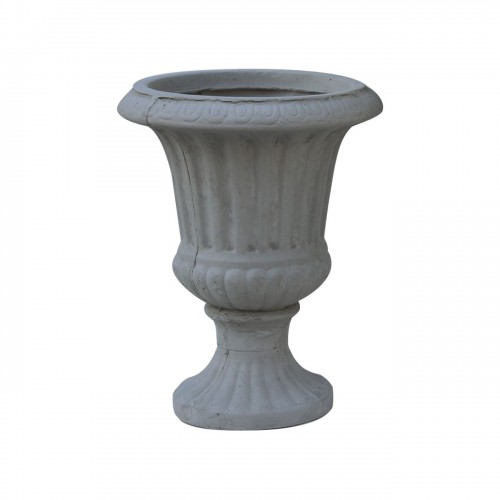 FLOWER POT 7 Φ40x51cm Cement Grey c347184