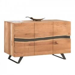 Μπουφές από μασίφ ξύλο ακακίας c35314