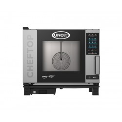 Ηλεκτρικός φούρνος convection steamer cheftop xevc0511epr c37410