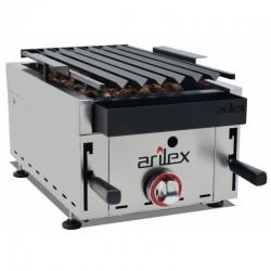 Barbecue αερίου επιτραπέζιο με ηφαιστειακή πέτρα 35bar c37712