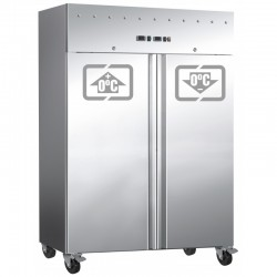 Ψυγείο - κατάψυξη ανοξείδωτο για ARCGN2 c37823