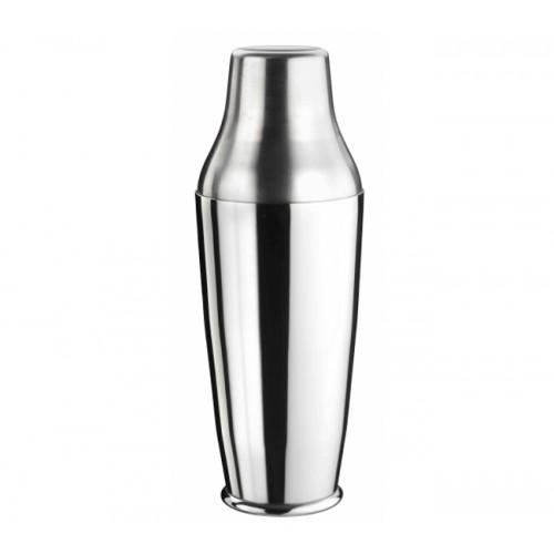 Coctail shaker 2 τμημάτων inox 63cl c38550