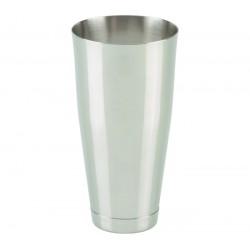 Shaker Tin μονό inox 84cl 18cm c38552