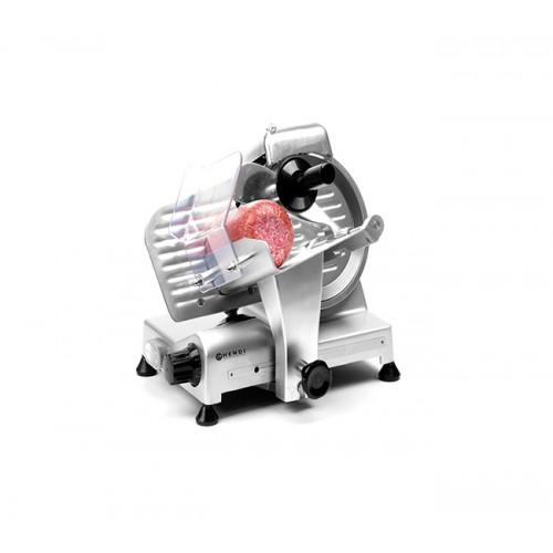 Μηχανή κοπής αλλαντικών λεπίδα 19.5cm 230v-200w 38.5x41cm 34cm c42302