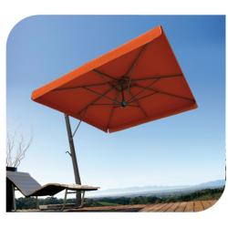 Ομπρέλα κρεμαστή αλουμινίου 3*4 28bpi