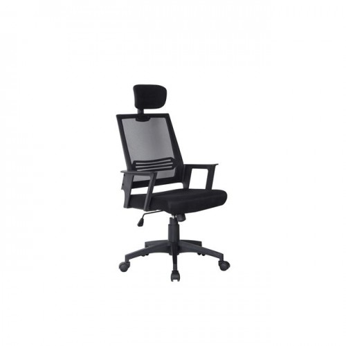 BF2008 πολυθρόνα διευθυντή μαύρο Mesh c46944
