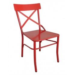 Καρέκλα μεταλλική 136ag