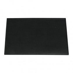 Σέρβις Ματ μαύρο λάστιχο 45x30x1cm c58216