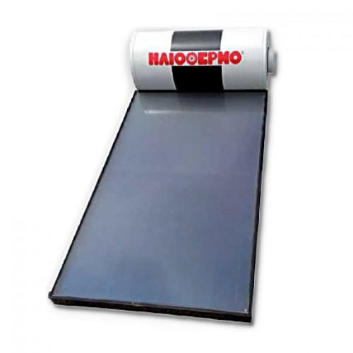 Ηλιακός θερμοσίφωνας 150 λίτρων τριπλής ενέργειας 4so