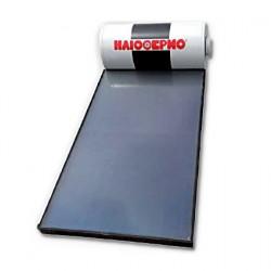 Ηλιακός θερμοσίφωνας 150 λίτρων διπλής ενέργειας b4so