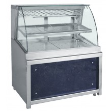 Ψυγείο βιτρίνα frost zfm110 64bf