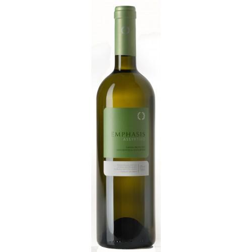 Λευκός οίνος ξηρός emphasis assyptiko Παυλίδη 750ml 3ai