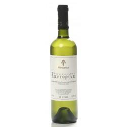 Λευκός οίνος ξηρός Σαντορίνη Χατζηδάκης magnum 1500ml 3ai