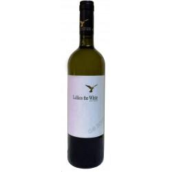 Λευκός οίνος ξηρός the white λαλίκος 750ml 4ai