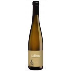 Λευκός οίνος ξηρός gewurztraminer λαλίκος 750ml 4ai