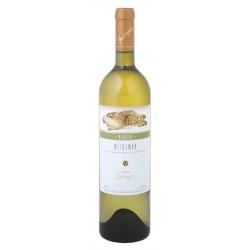 Βιολογικός λευκός οίνος ξηρός μεθ υμών acacia Ντούγκος 750ml 4ai