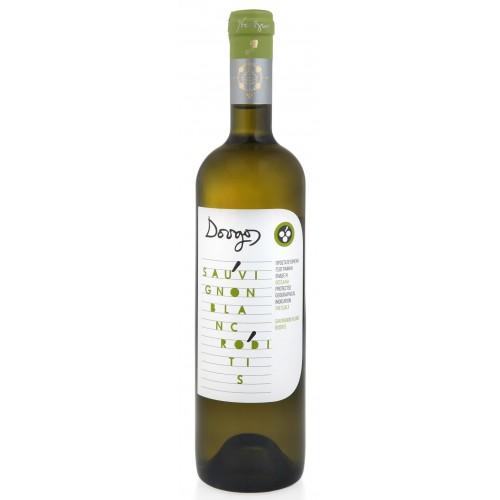 Λευκός οίνος ξηρός sauvignon blanc ροδίτης Ντούγκος 750ml 4ai