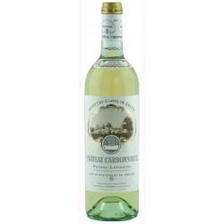 Λευκός οίνος chateau carbonnieux 2014 16ai