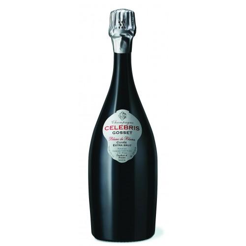 Λευκός οίνος αφρώδης gosset celebris blanc de blanc 35ai
