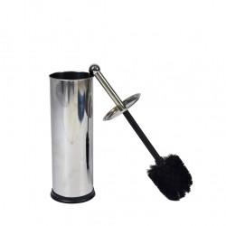 Πιγκάλ μεταλικό  με μαύρη βούρτσα 10x40cm c70382