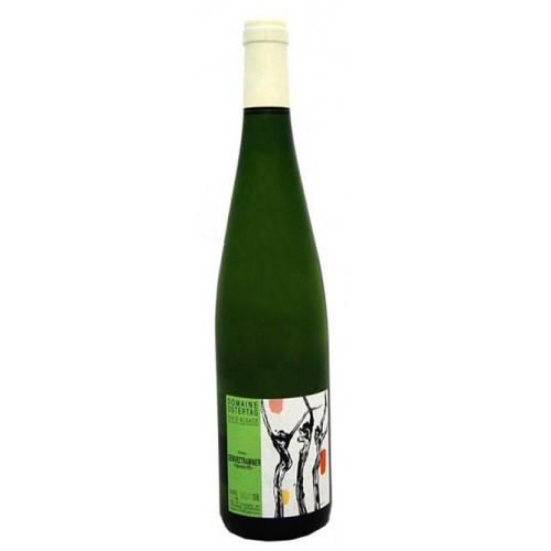 Λευκός οίνος gewurztraminer vignoble d e 2014 21ai
