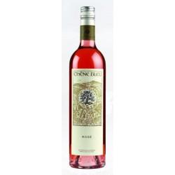 Ροζέ οίνος chene bleu 2015 1500ml 22ai