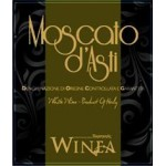 Λευκός οίνος αφρώδης γλυκύς moscato d asti winea 2015 25ai