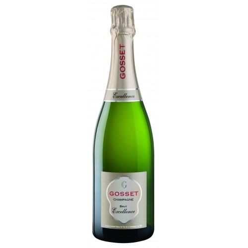 Λευκός οίνος αφρώδης gosset brut excellence 35ai