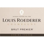 Οίνος λευκός αφρώδης louis roederer brut premier 375ml 37ai