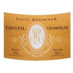 Λευκός οίνος αφρώδης louis roederer cristal brut 2007 37ai