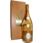 Λευκός οίνος αφρώδης louis roederer cristal brut 2007 1500ml 37ai